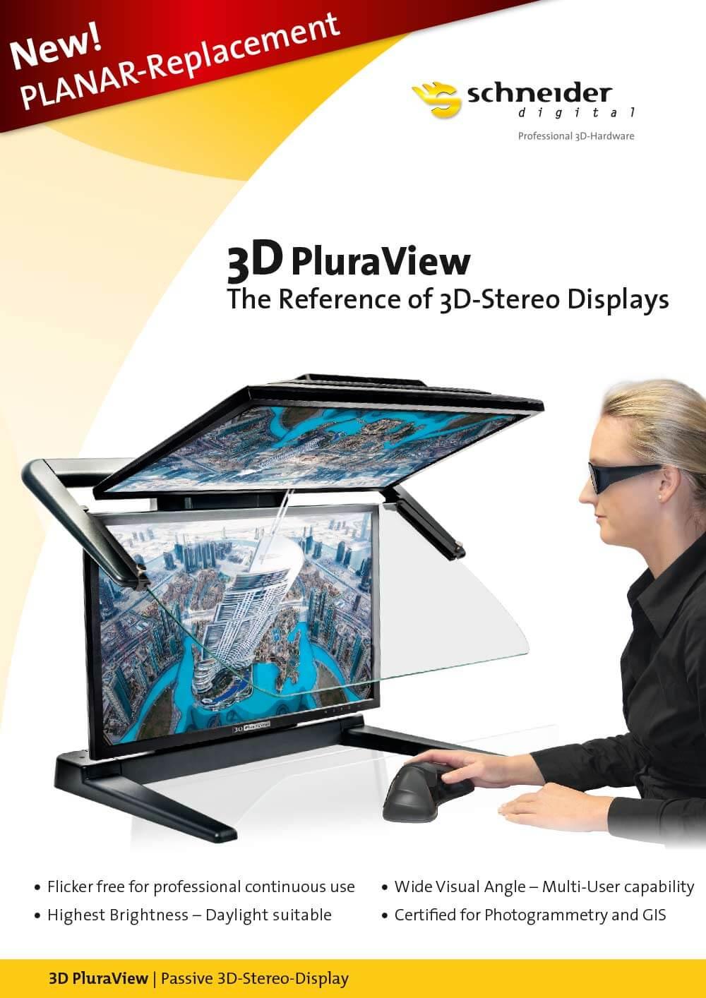 3D PluraView Folder